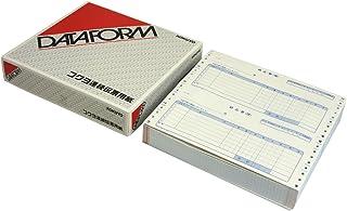 コクヨ 連続伝票用紙 納品書 請求付 3枚複写 400セット EC-テ1001