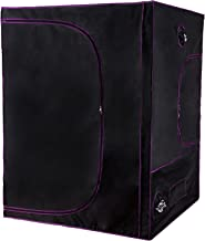 """Apollo Horticulture 60""""x60""""x80"""" Mylar Hydroponic Grow Tent for Indoor Plant Growing"""
