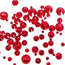 Best red crystal beads Reviews