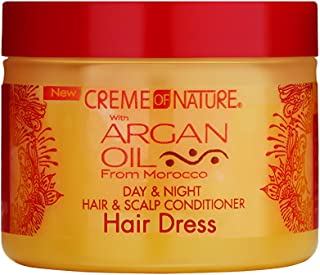 Creme of Nature Hair & Scalp Conditioner With Argan Oil, 4.76 Ounce