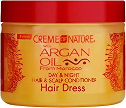 creme of nature hair and scalp conditioner