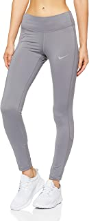Nike Women's Running Tights 890371-036, Gunsmoke/Gunsmoke, S