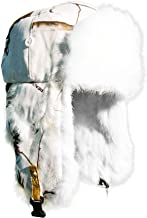 Best white trapper hat Reviews
