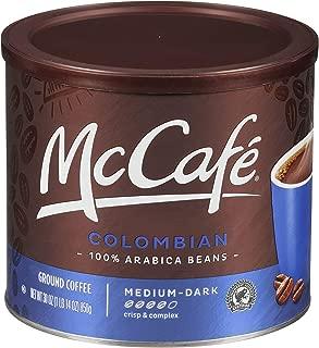 McCafe Light Roast Breakfast Blend Coffee, 30 Ounce - 3 Pack