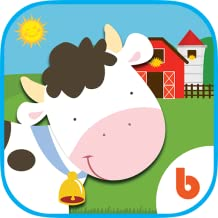 Animal Friends - Peekaboo Game To Learn Animal Names and Sounds For Baby And Toddler
