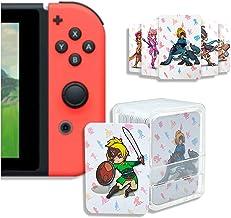 $20 » AIZIJI 24pcs NFC Tag Game Cards for The Legend of Zelda Breath of The Wild, Link's Awakening Zelda Botw Game Rewards Card,...