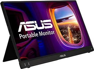 "ASUS ZenScreen 15.6"" 1080P Portable Monitor (MB16ACV) - Full HD, IPS, Eye Care, Free, Blue Light Filter, Kickstand, USB-C ..."