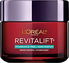 Face Moisturizer by L'Oreal Paris Skin Care, Revitalift Triple Power Fragrance Free Face Cream with Pro Retinol, Hyaluronic Acid and Vitamin C, 2.55 Oz.