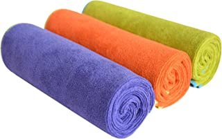 SINLAND Microfiber Gym Towels Sports Fitness Workout...