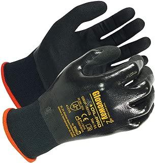crude oil gloves