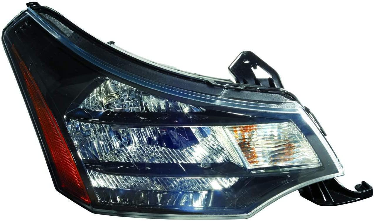 For Max 47% OFF Today's only Ford Focus Coupe Sedan Headlight 2010 Right Passenger 2009 S