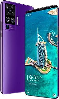 Mobile Phone, 5 Inches Full-Screen Smartphones, 4800Mah Big Battery, Dual SIM Smartphone with Fingerprint, Face ID