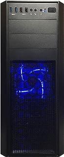 コストパフォーマンス重視ゲーミングデスクトップPC 最新Ryzen 5 2400G搭載/DDR4-8GB/DVDドライブ/office/USB3.0対応/Win10/ゲーミングベースパソコン (HDD1TBモデル)
