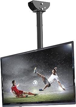 Loctek CM1 Full Motion Adjustable Tilting TV Mount
