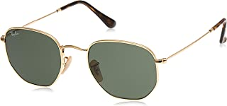 Ray-Ban Unisex RB3548N Hexagonal Sunglasses