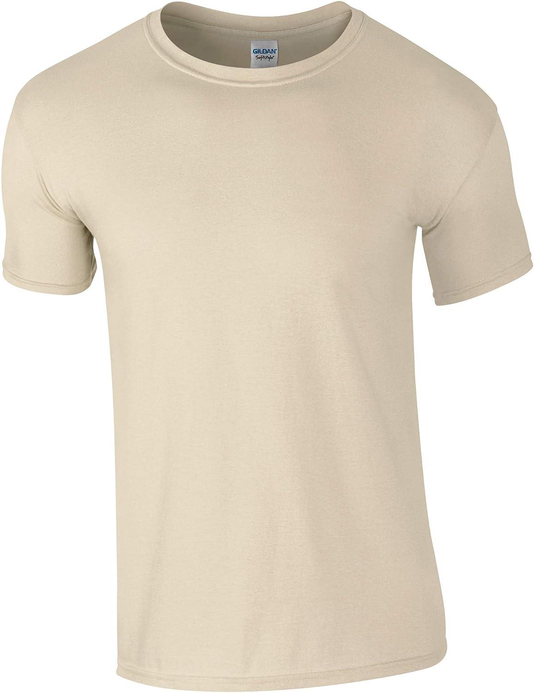 Gildan Camiseta SoftStyle Arena XXL (GD01) : Amazon.es: Ropa