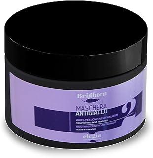 ✔ Balsamo Antigiallo Per Capelli Biondo - Shampoo professionale ✔ Linea Silver Shampoo ✔ Rivitalizza i Capelli Biondi, Dec...