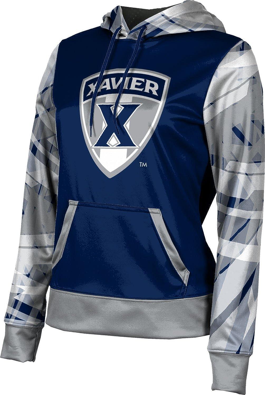 ProSphere Xavier University Girls' Pullover Hoodie, School Spirit Sweatshirt (Crisscross)