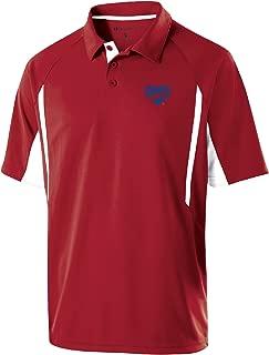NCAA Men's Men's Avenger Short Sleeve Polo