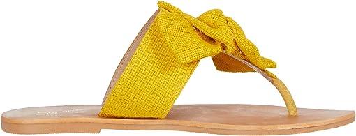 Mustard Burlap
