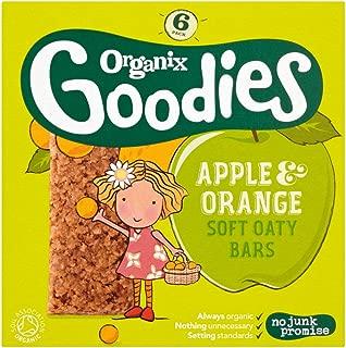 organix soft oaty bars