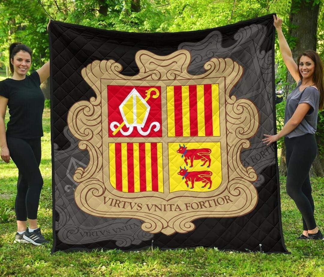 Personalized 5 ☆ very popular Andorra Virtvs Vnita Quilt Amazing Atlanta Mall Fortitor S