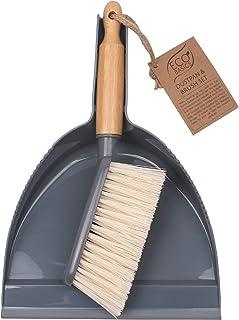White Magic Eco Basics Dustpan and Brush Set