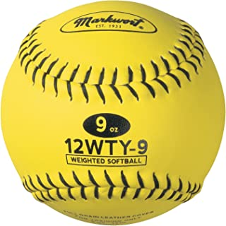 Markwort Lite Weight and Weighted Leather Softball
