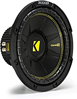 KICKER 44CWCD104 10 inç Woofer CompC104 Siyah