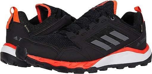 adidas Performance Kanadia 7 TR K Trail Running Shoe Little Kid//Big Kid