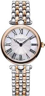 Frederique Constant Geneve - Classics Art Deco Round FC-200MPW2AR2B Reloj de Pulsera para Mujeres Fabricado en Suiza
