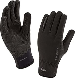 SEALSKINZ 100% Waterproof Women's Glove - Windproof & Breathable - suitable for all activities in All Weather conditions