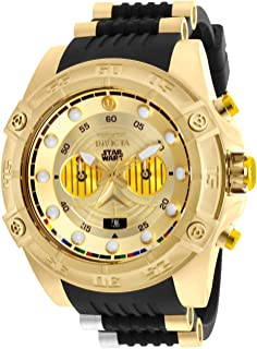 Best invicta star wars c3po watch Reviews
