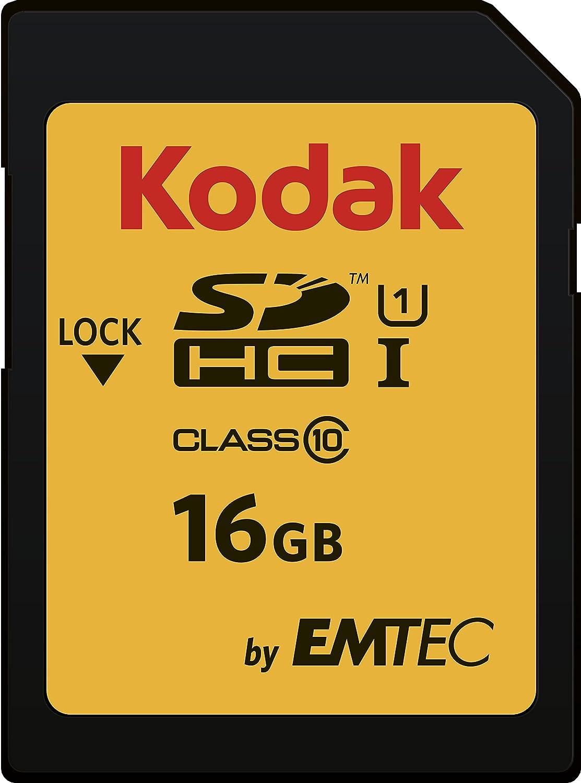 Kodak 16GB Class 10 UHS-I U1 SDHC Memory Card