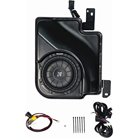 Kicker PSIEXT14 Amp & Powered Sub PowerStage Upgrade for 2014 & Newer Chevy/GMC Truck