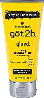 Got2b Glued Spiking Glue 6 Ounce (3 Pack)
