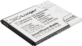 CS-HSG970SL Batería 2150mAh Compatible con [HISENSE] E968, EG970, HS-E968, HS-EG970, HS-T968, HS-T970, HS-U966, HS-U970, T970, U966, U970 sustituye LI37200C