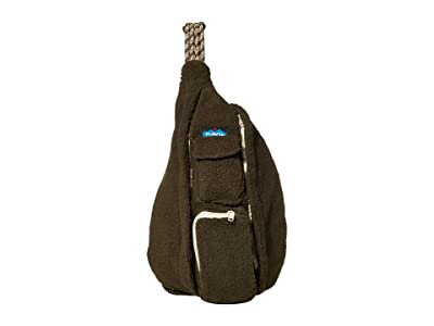 KAVU Rope Fleece (Marsh) Cross Body Handbags