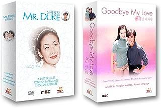 Korean TV Drama 2-pack: Mr. Duke + Goodbye My Love