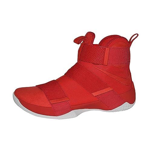 best service 38eda 5737b Nike Men s Lebron Soldier 10 SFG Basketball Shoes