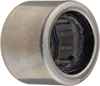 9//16 OD 1660lbf Dynamic Load Capacity 3//8 ID INA SCE610 Needle Roller Bearing Steel Cage 29500rpm Maximum Rotational Speed 2040lbf Static Load Capacity Inch 5//8 Width Open End
