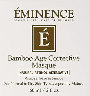 Eminence Organic Skincare Bamboo Age Corrective Masque, 2.0 Ounce
