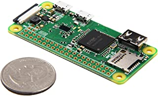 Raspberry Pi Zero W Complete Starter Kit,including everything you need,can easily assemble with your Pi Zero w,include Ras...