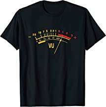 Best vu meter shirt Reviews