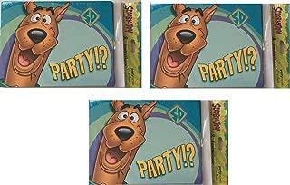 Scooby Doo Birthday Party Invitations - 24 Invitations