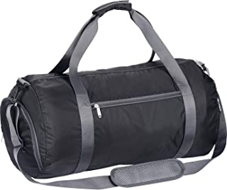 Gym Bag with Wet Pocket & Shoes Compartment Sports Duffel Bag for Men and Women