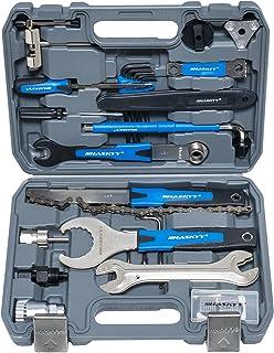 Cykelreparationssats multifunktionsverktyg verktygslåda 51 delar cykelreparationer