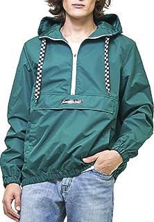 Members Only Men's Lightweight Pullover Windbreaker Jacket