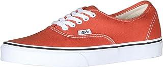 Vans Unisex Authentic Autumn Glaze Skate Shoes-Autumn Glaze/True White-5-Women/3.5-Men