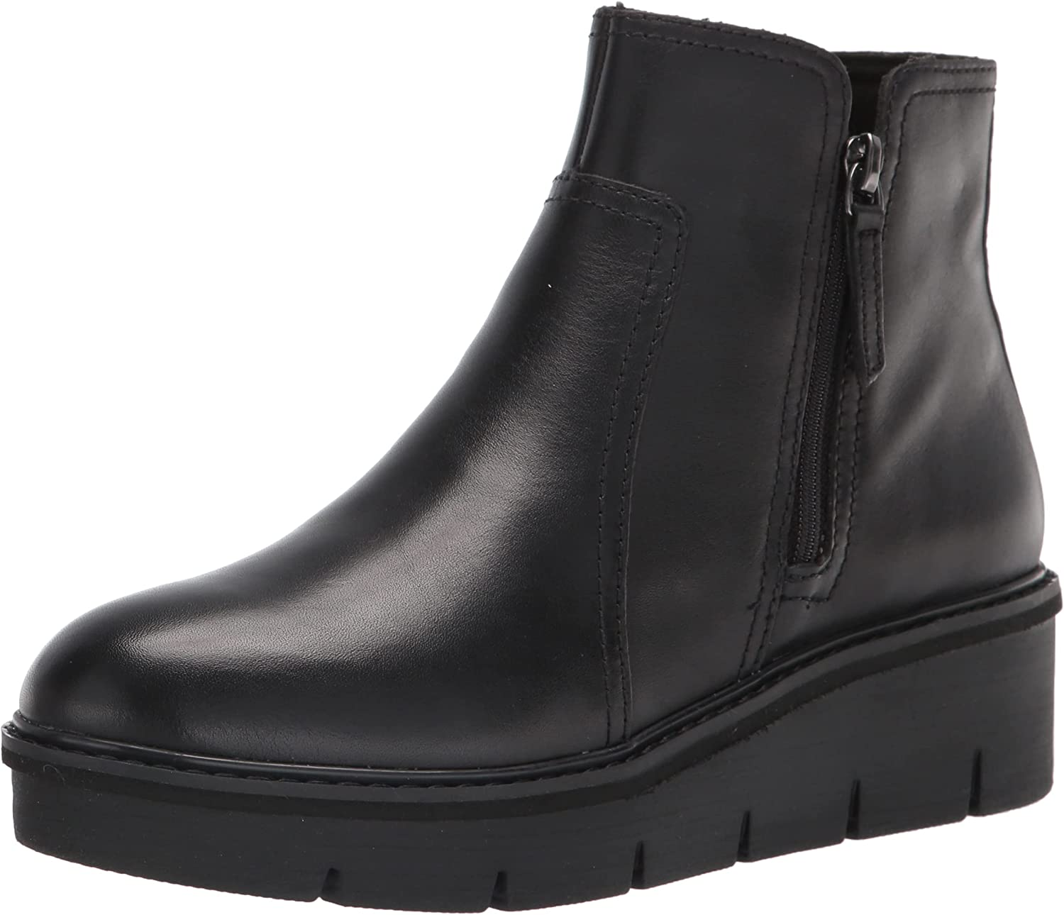 Clarks Import Women's Year-end gift Airabell Boot Zip Ankle